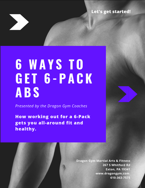 FREE DOWNLOAD: 6 Ways to get 6-Pack Abs