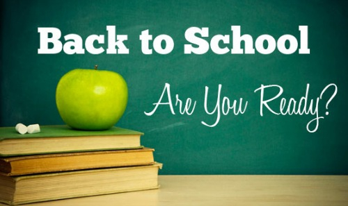Free Download: Back to School Success Worksheets