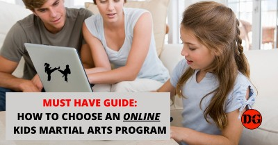 Must Have Guide: How to Choose an Online Kids Martial Arts Program