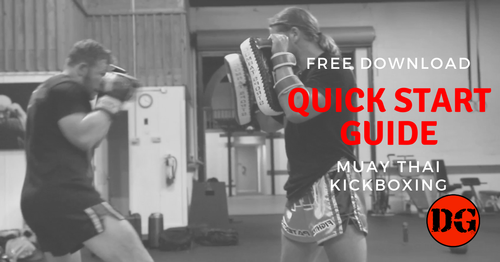 "FREE DOWNLOAD: ""Coach Lonnie's Muay Thai Quick Start Guide"""